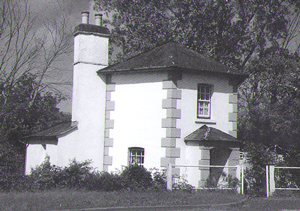 Charminster 1840 toll house